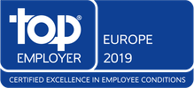 top Employer - Europe 2019