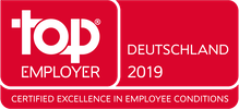 top Employer - Deutschland 2019
