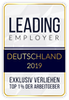 assure leading employer DE 2019
