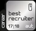 Best Recruiter Silber Österreich 2017