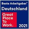 Beste Arbeitgeber DE 2021