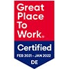Great Place To Work DE 2021