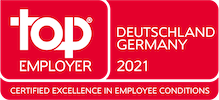 Top Employer Deutschland 2021