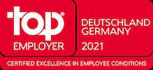Top Employer Deutschland 2021
