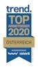 Trend Top Arbeitgeber 2020