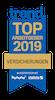 Trend Top Arbeitgeber 2019 Versicherungen