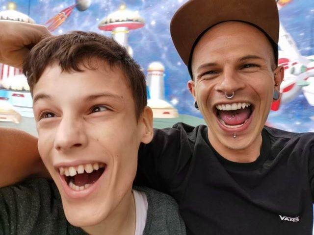 Spiel und Spaß in der Kids-WG