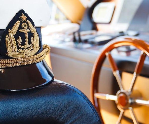 Schiffskapitän*in