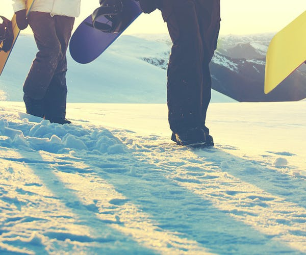 Snowboardlehrer*in