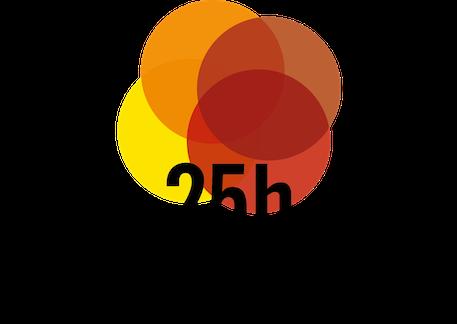 Logo of 25hours Hotel beim Museumsquartier