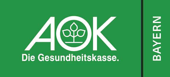Logo of AOK Bayern - Die Gesundheitskasse