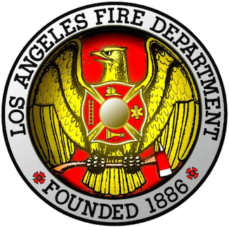 Logo of Los Angeles Fire Department
