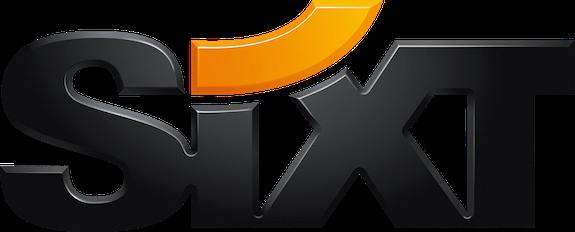 Logo of SIXT