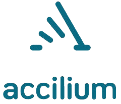 Logo of accilium Group GmbH