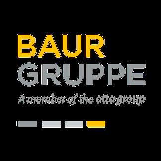 Logo of BAUR-Gruppe