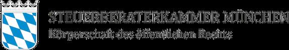 Logo of Steuerberaterkammer München - Körperschaft des öffentlichen Rechts