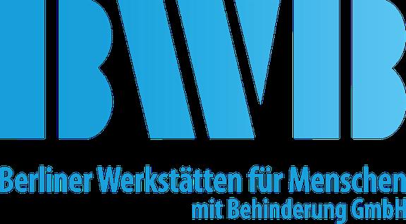Logo of Berliner Werkstätten für Menschen mit Behinderung
