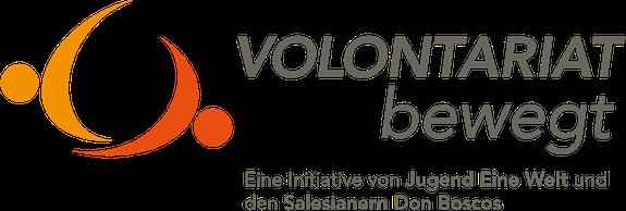 Logo of VOLONTARIAT bewegt