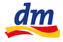 Logo of dm-drogerie markt