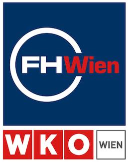 Logo of FHWien der WKW