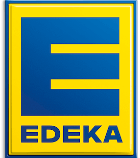 Logo of EDEKA