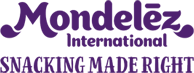 Logo of Mondelez International
