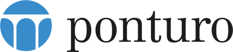 Logo of ponturo consulting