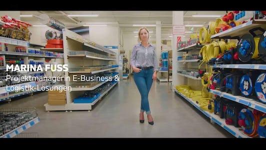 Marina Fuss - Projektmanagerin • E-Business & Logistik-Lösungen